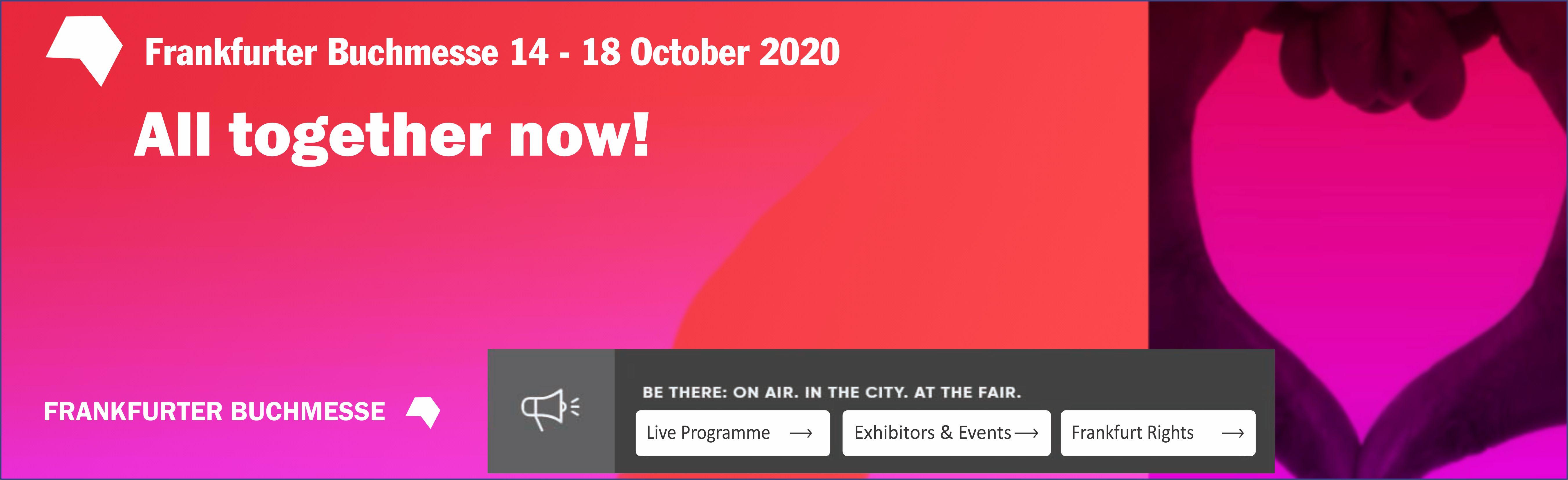 Frankfurt Book Fair 2020 - FBF