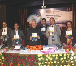 Book on Customer Relationship Management by Alok Rai launched