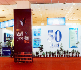19th Delhi Book Fair 2013