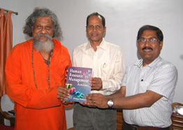 Dr Pradeep Kumar Panigrahi, Hon�ble Minister released on 30th May, 2014 the new edition of the HRM Book.