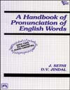 A HANDBOOK OF PRONUNCIATION OF ENGLISH WORDS (WITH TWO 90-MINUTE AUDIO CASSETTES)
