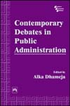 CONTEMPORARY DEBATES IN PUBLIC ADMINISTRATION
