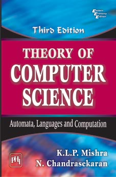 THEORY OF COMPUTER SCIENCE : AUTOMATA, LANGUAGES AND COMPUTATION