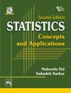 STATISTICS : CONCEPTS AND APPLICATIONS