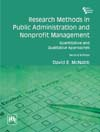 Research Methods in Public Administration and Nonprofit Management : Quantitative and Qualitativ...