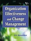 Organization Effectiveness and Change Management