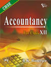 ACCOUNTANCY : FOR CLASS XII