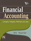 FINANCIAL ACCOUNTING : CONCEPTS, ANALYSES, METHODS AND USES
