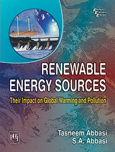 RENEWABLE ENERGY SOURCES : THEIR IMPACT ON GLOBAL WARMING AND POLLUTION