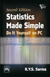 STATISTICS MADE SIMPLE : DO IT YOURSELF ON PC