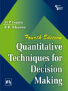QUANTITATIVE TECHNIQUES FOR DECISION MAKING
