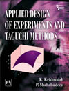 APPLIED DESIGN OF EXPERIMENTS AND TAGUCHI METHODS