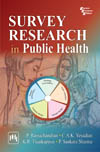 SURVEY RESEARCH IN PUBLIC HEALTH