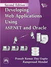 DEVELOPING WEB APPLICATIONS  USING ASP.NET AND ORACLE