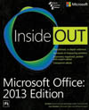 MICROSOFT OFFICE: 2013 EDITION INSIDE OUT