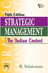 STRATEGIC MANAGEMENT : THE INDIAN CONTEXT
