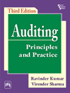 AUDITING : PRINCIPLES AND PRACTICE