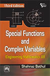 Special Functions and Complex Variables  (Engineering Mathematics III)