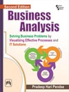 BUSINESS ANALYSIS : SOLVING BUSINESS PROBLEMS BY VISUALIZING EFFECTIVE PROCESSES AND IT SOLUTIONS