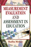 MEASUREMENT, EVALUATION AND ASSESSMENT IN EDUCATION