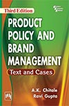 PRODUCT POLICY AND BRAND MANAGEMENT TEXT AND CASES