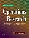 OPERATIONS RESEARCH : Principles and Applications