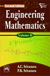 ENGINEERING MATHEMATICS - VOLUME II