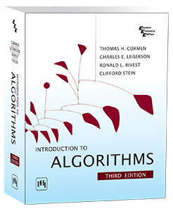 Intoduction to Algorithms By Cormen, Thomas H., Leiserson, Charles E., Rivest, Ronald L., Stein, Clifford